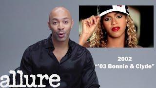 Beyoncé's Makeup Artist Explains Her Iconic Music Video Looks   PART 2: 1999-2011   Allure