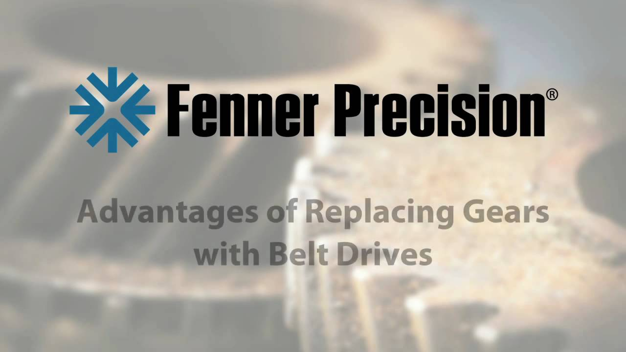 Advantages Of Replacing Gears With Belt Drives Youtube Mini Pitch Timing Belts