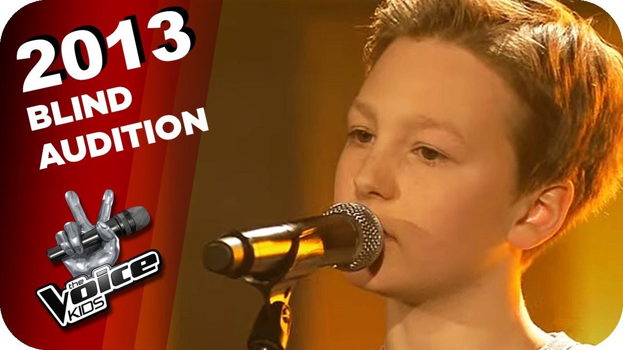 Passenger - Let Her Go (Finn) | The Voice Kids 2013 | Blind Auditions | SAT.1