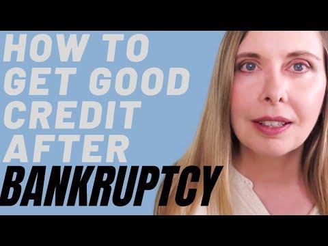 Credit Cards After Bankruptcy | 9 Bad Credit Credit Cards | Build Credit Fast