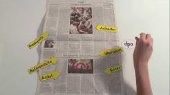 Was ist eine Zeitung?