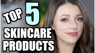 BEST SKINCARE for DRY SKIN | 2017