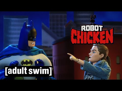 Robot Chicken | The Farce Awokens | Adult Swim UK 🇬🇧 from YouTube · Duration:  4 minutes 8 seconds