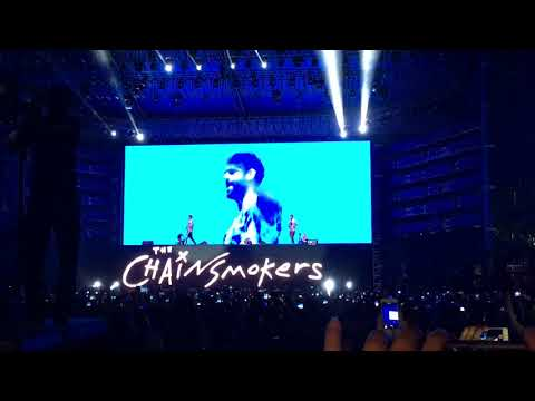 The Chainsmokers In Vietnam-Intro-Memories...Do Not Open Asia Tour