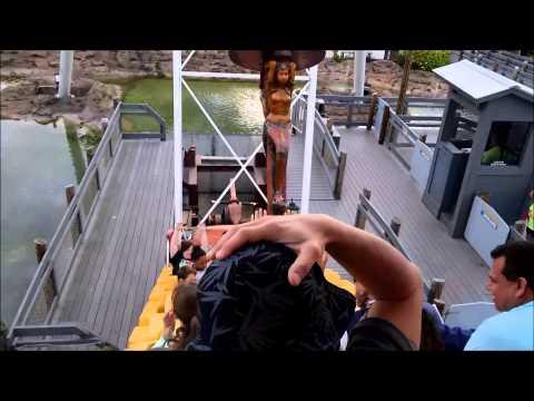 Cedar Point: Ocean Motion / On Ride POV / July 3, 2015