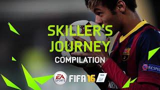 FIFA 16 | SKILLER'S JOURNEY Goal Compilation