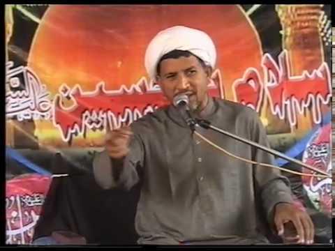 Download Allama Ayaz Hussain Qumi Part 1 | Sindhi Majlis e Imam e Hussain a.s Goth Aali Khabar Jatoi Larkano