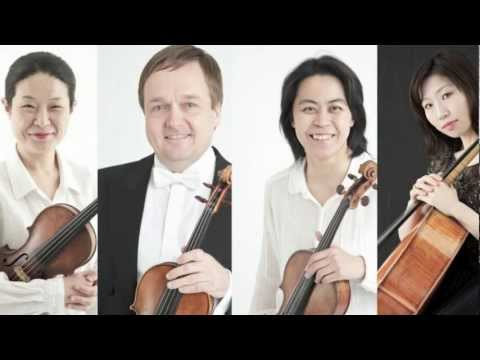 Verdi String Quartet - 3mov. Lotus String Quartet