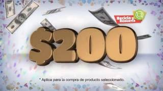Recicla y renueva tu TV - Artefacta 2016