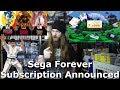 Sega Forever Subscription Announced - Sega Games from all Sega Consoles - AlphaOmegaSin