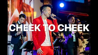 """Cheek To Cheek"" 