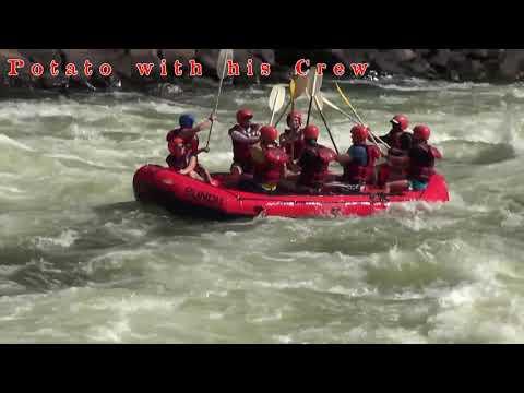 Bundu Rafting Video November 2017 Team Black Lizard