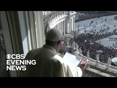 Vatican hopes sexual abuse summit will be a turning point - 동영상