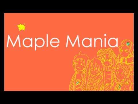 初音ミク・鏡音リン・巡音ルカ・GUMI『Maple Mania』Torero【 VOCALOID 新曲紹介】