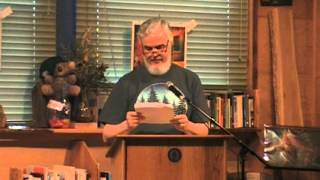 Howard Robertson - Third Saturday Readers Series - Tsunami Books - 4/20/2013