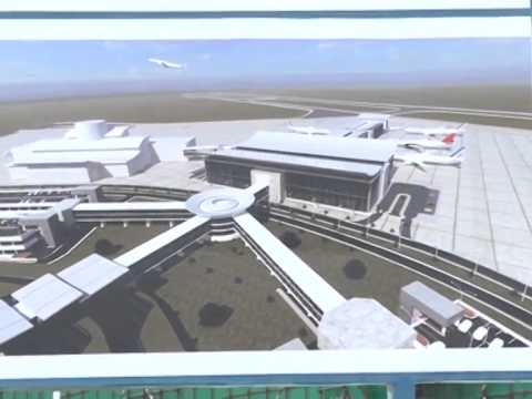 Minister of Finance Inspects Nnamdi Azikiwe International Airport Terminal