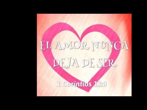 Lidia Santana El amor nunca deja de ser Pista