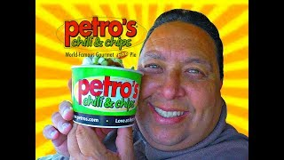 Petro's® Chili & Chips Gourmet Frito Pie REVIEW!!