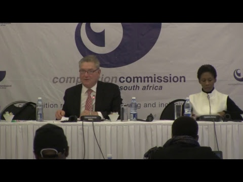 Grocery Retail Market Inquiry Public Hearings Cape Town Day 3