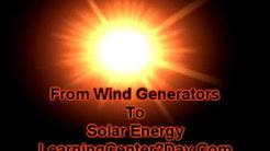 San Diego Green Energy Jobs | AltEnergy2Day.Com