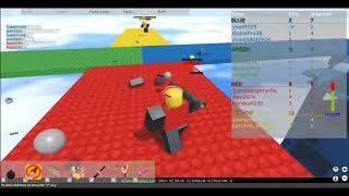 Alex plays doomspire brickbattle of the old roblox
