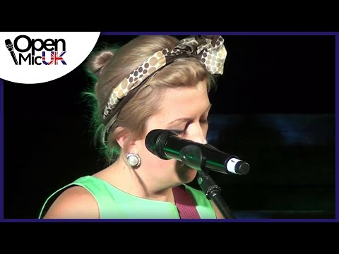 THIS WANDERING HEART - HEIDI BROWNE performed at Open Mic UK singing competition