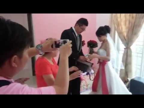 WONG HUI QI & DAVID LIM  Wedding 27June2015