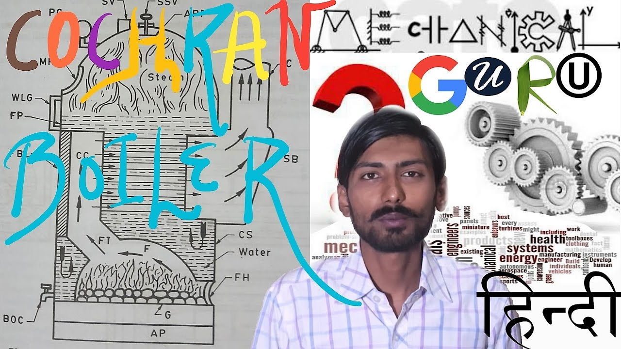 HINDI] COCHRAN BOILER | MOUNTINGS OF COCHRAN BOILER | WORKING WITH ...