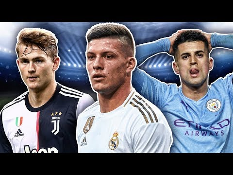 Summer Transfers Who Have Flopped! XI