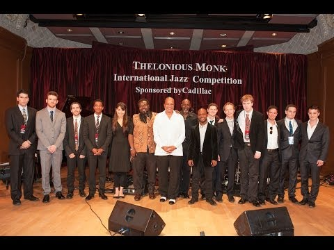 2013 Thelonious Monk Jazz Saxophone Competition