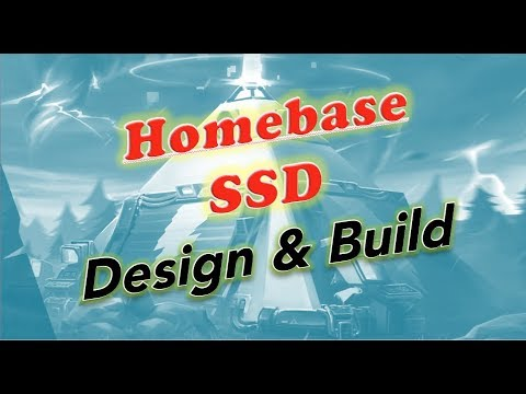 Fortnite Homebase SSD Build and Design