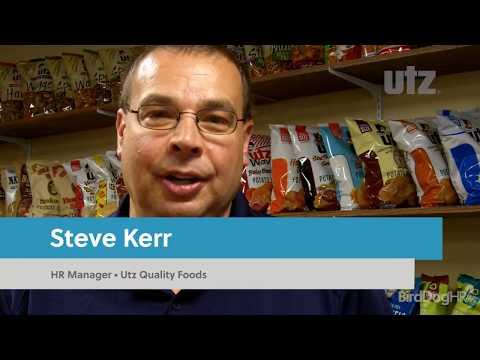 BirdDogHR Customer Testimonial - Steve Kerr - HR Manager, Utz Quality Foods