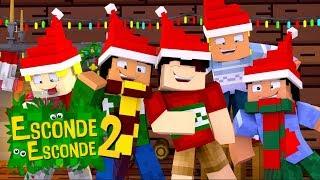 Minecraft: ESPECIAL DE NATAL! (Esconde-Esconde 2)