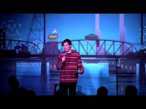 Alex Avery One-Liner Comedian@Portlands Funniest Person Contest 2016
