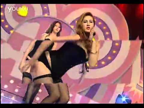 エロ下着セクシーランジェリーで登場する人気番組 台湾の民放局