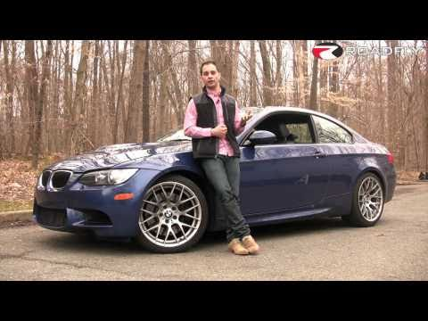 2011 BMW M3 Road Test & Car Review - RoadflyTV with Ross Rapoport