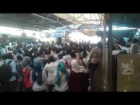 الجبهة الشعبية المتحدة UPF يواصل نضالاتها داخل الجامعات السودانية مارس 2017
