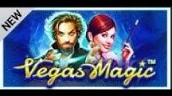 Slot Machine - Vegas Magic