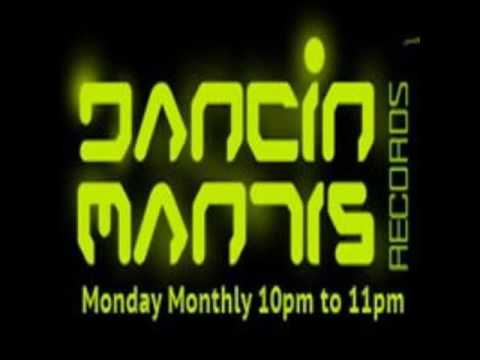 Dancin Mantis Records Show 40 UB Radio Bangkok 02-11-2015
