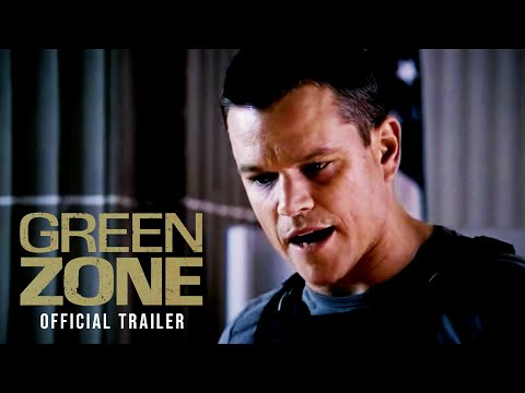 Green Zone - Theatrical Trailer