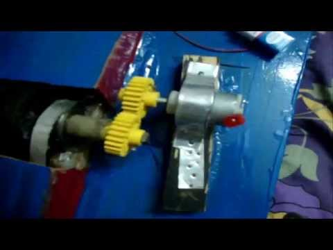 Renewable Energy Resources Project (Energy From Speed Breakers)