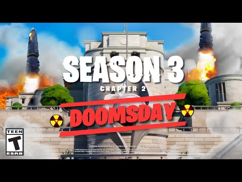Season 3 - Doomsday Event Trailer (Chapter 2: Season 3 Fortnite)