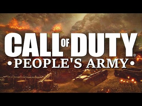 CALL OF DUTY: PEOPLE