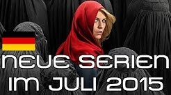 Neue Serien Juli 2015: Homeland, The 100, Jane the Virgin uvm. | Serienplaner Deutschland