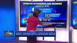 Jurus Jokowi Cipta Lapangan Kerja