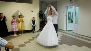 Свадебный танец. Наш день 😇 Теперь муж и жена 😉