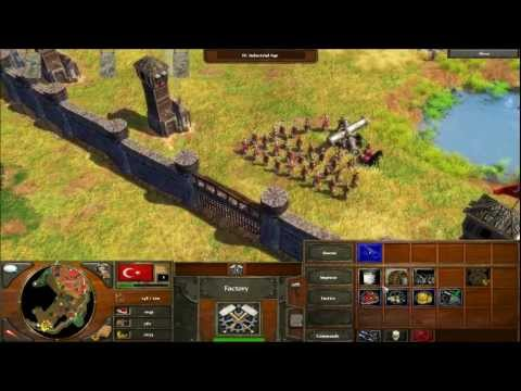 Age of Empires 3 - Gameplay (HD)
