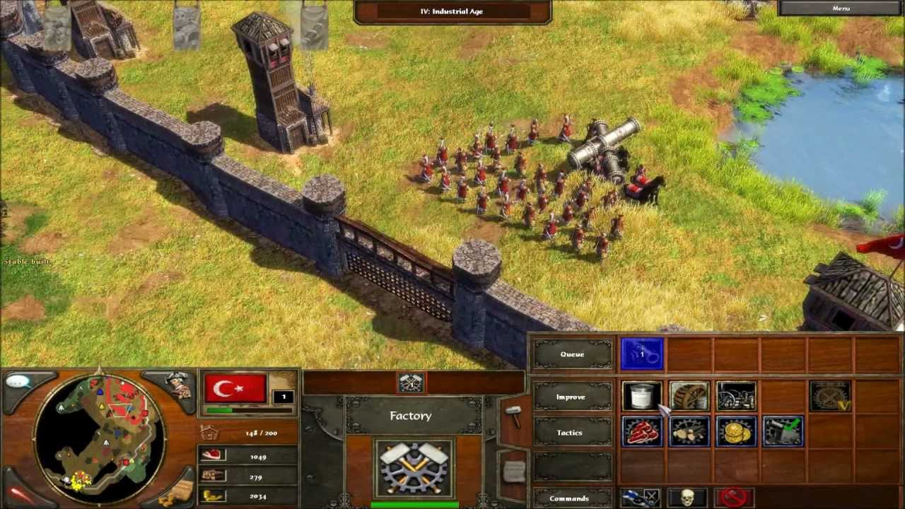 age of empires 3 for mac