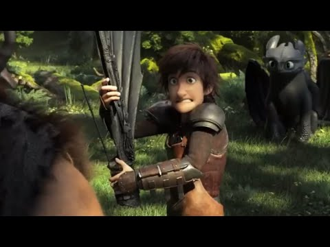 Hiccup's Best and Funny Moments from HTTYD and RTTE   Hiccup Compilation