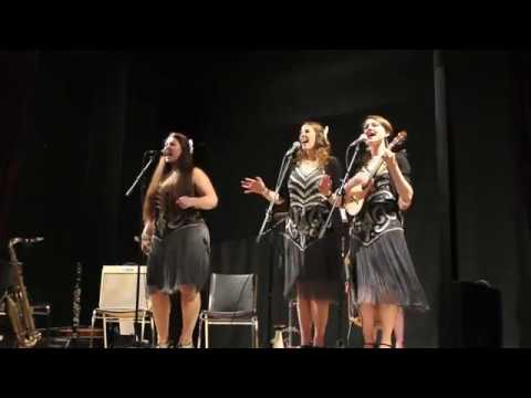 Delighted - Company B Jazz Band (the Ladies of Company B)